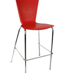 BCI Stool - red
