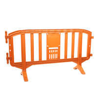 Hi Vis Crowd Control Barriers
