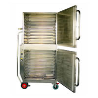 Electric Mobile Warming Oven