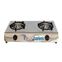 Portable Gas Stove - Double Plate