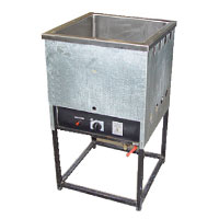 Square Gas Copper