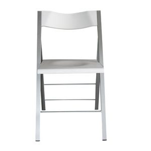 Ceremony Chair - White