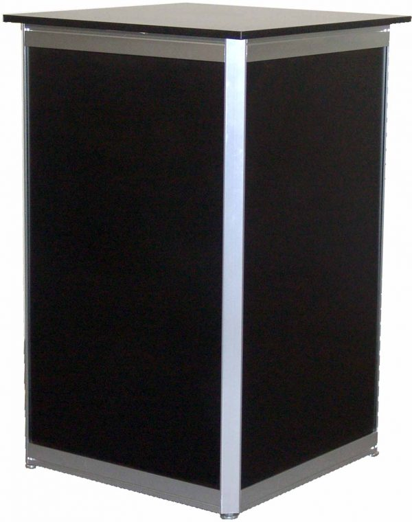 Display Plinth - tall - also available in white