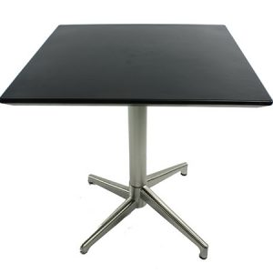 Cafe Table - Black