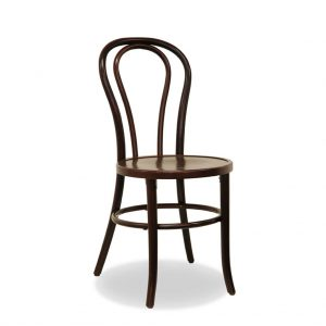 Bentwood Chair - Dark Walnut