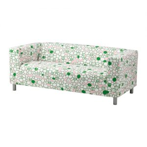 Studio Lounge - Pink/Green Fabric
