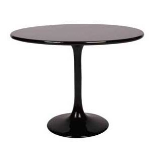 Tulip Side Table - Black