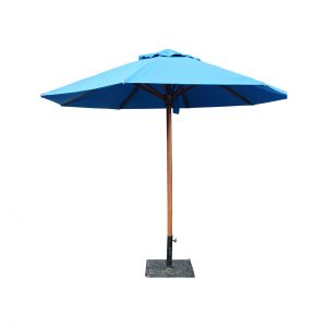 Market Umbrella - Electric Blue 3m