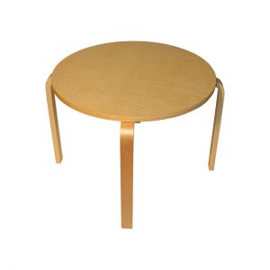 Childrens Timber Table Round 60cm