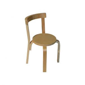 Children's Timber Chair