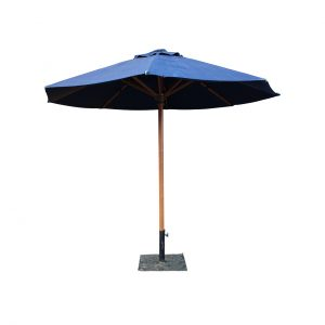 Market Umbrella - Navy Blue 3m