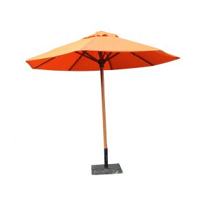 Market Umbrella - Orange 3m