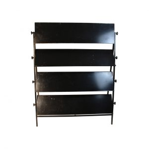 Brochure Rack 4 Shelf