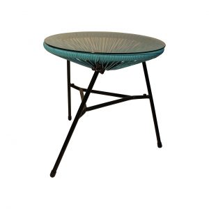 Acapulco Side Table - Blue