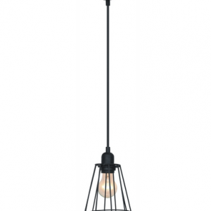 Chilli Black Pendant Light