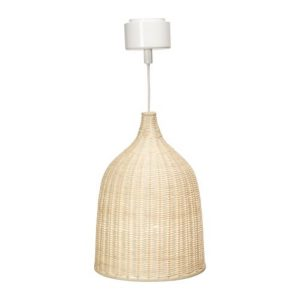Rattan Pendant Light 60cm