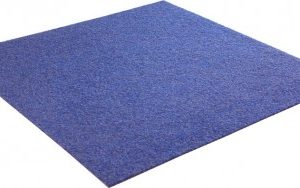 Carpet Tiles - Blueberry