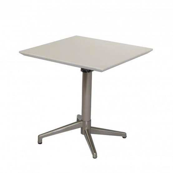 Folding Cafe Table - square