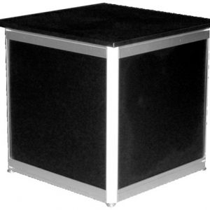 Display Plinth - Short (also available in black)